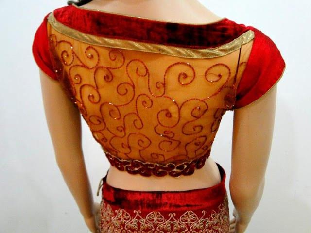 blouse model varunjitesh1