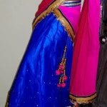 Party wear Half Saree