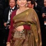 Vidya Balan at the Bombay Talkies premiere at Cannes Film Festival