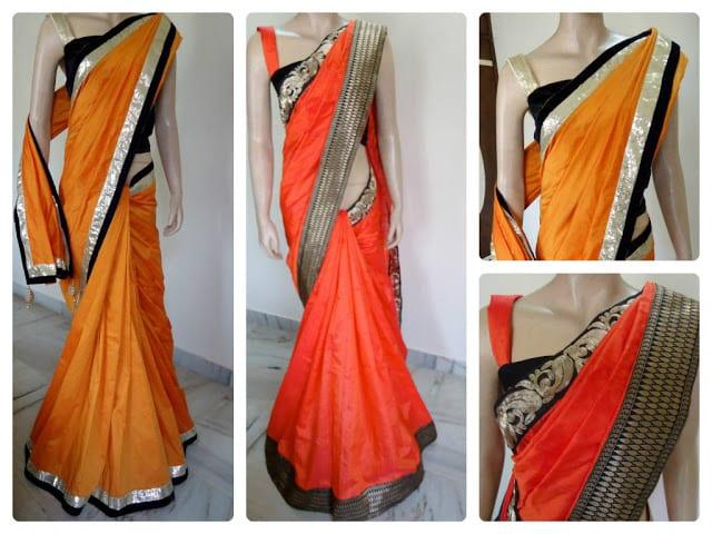 designer sarees mirraw