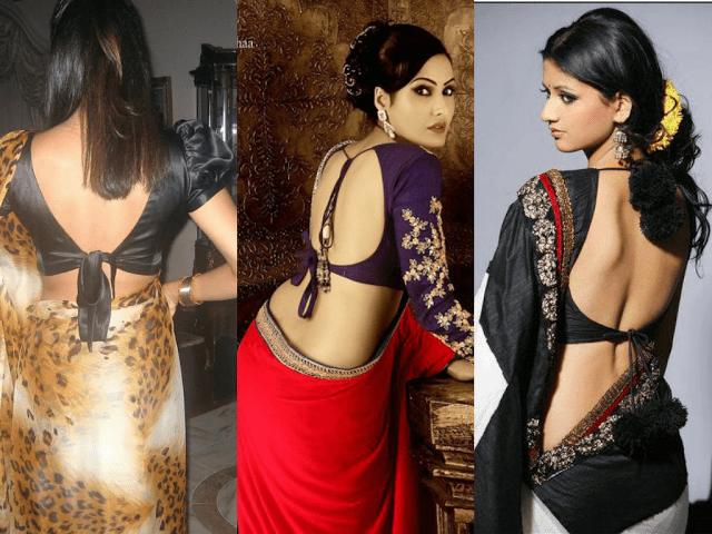 saree blouse 2