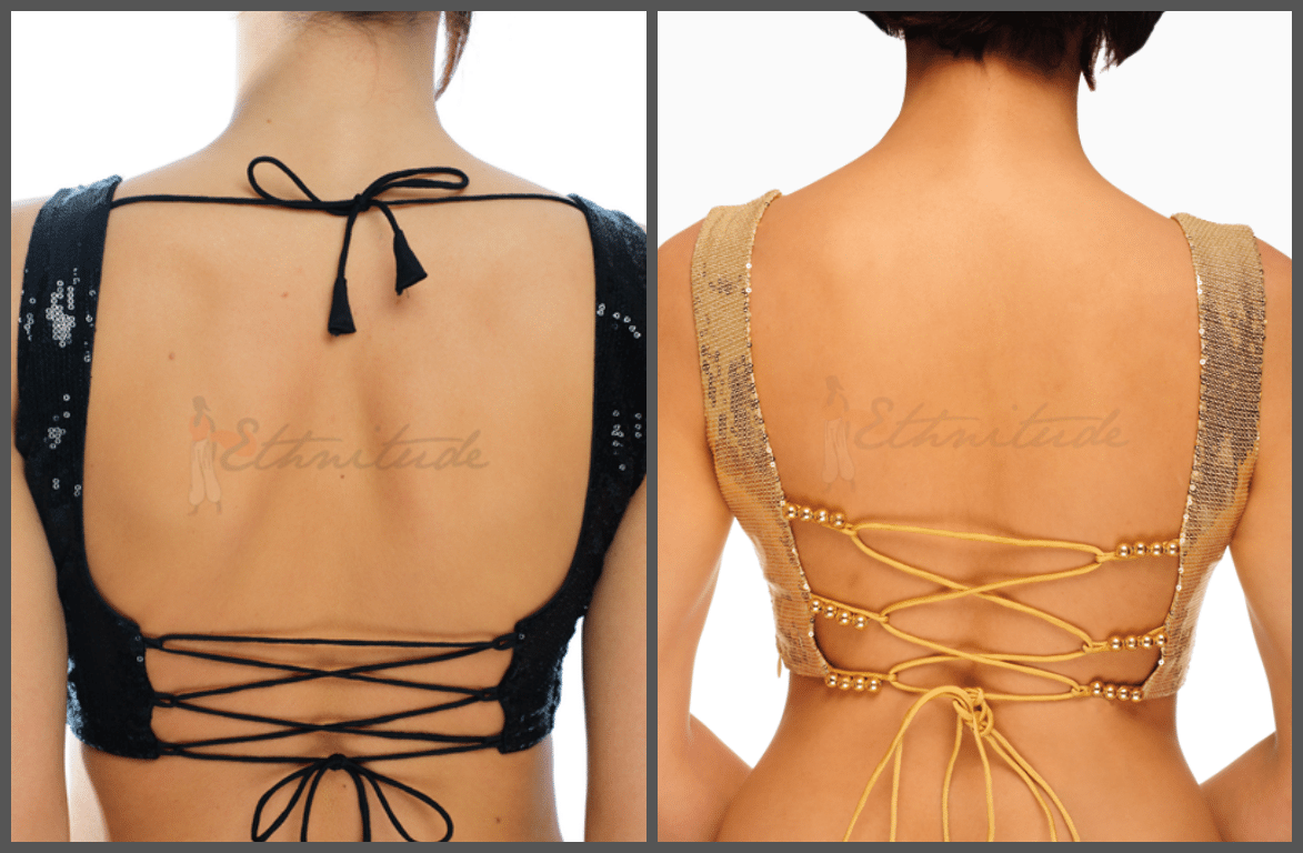 backless saree blouse patterns �south india fashion