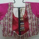 Beautiful Kundan Work Blouses