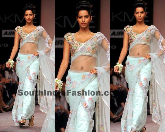 model bhairavi jaikishan saree