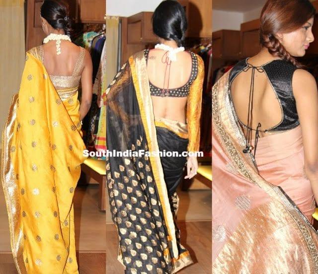 designer blouse by ritu kumar scarf blouse top