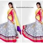 Designer Half Saree by Sagar Tenali