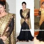 Shipla Chakravarthy in Half Saree