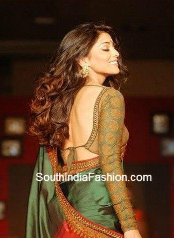 sriya blouse 1