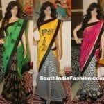 Half n Half Sarees by Amuktha Collections