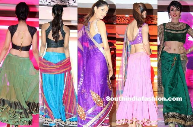 blouse models latest