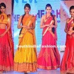 Shravan Kumar's Collection at a Fashion Show