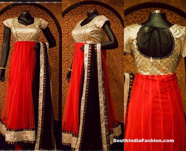sony fashions sony reddy anarkali