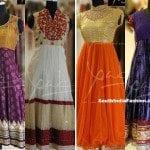 Designer Anarkali Suits by Deepthi Reddy
