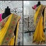 Designer Sarees by Ganesh Nallari