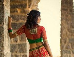 blouse design bridal