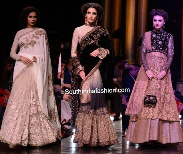 Fabulous Sabyasachi Collection @ Lakme Fashion Week 2013 ... Sabyasachi Lakme Fashion Week 2013