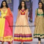 Sagar Tenali's Collection at Bangalore Fashion Week
