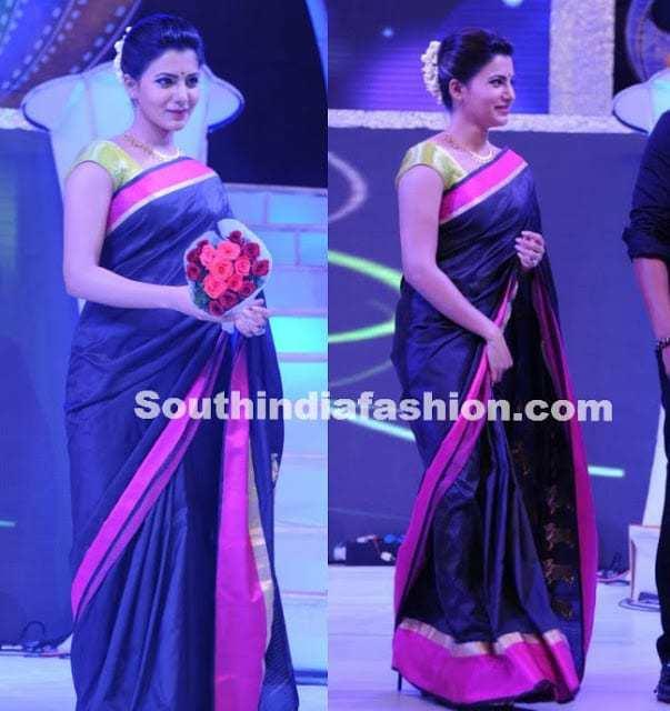 samantha at tollywood cinema opening