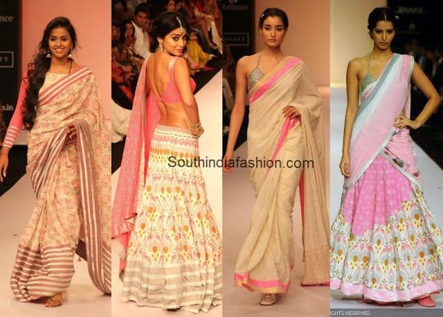 shravan kumar lakme fashion week 2013
