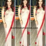 Raveena Tandon in Shravya Varma Saree