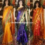 Uppada Silk Sarees by Amuktha Collections
