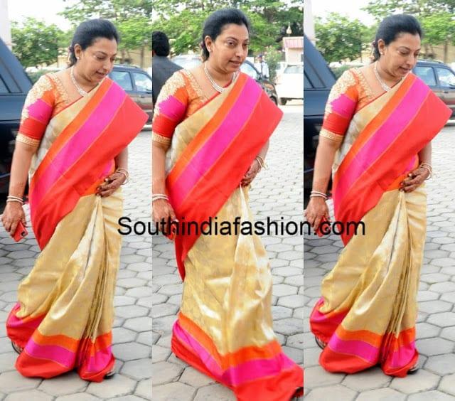 vasundhara saree