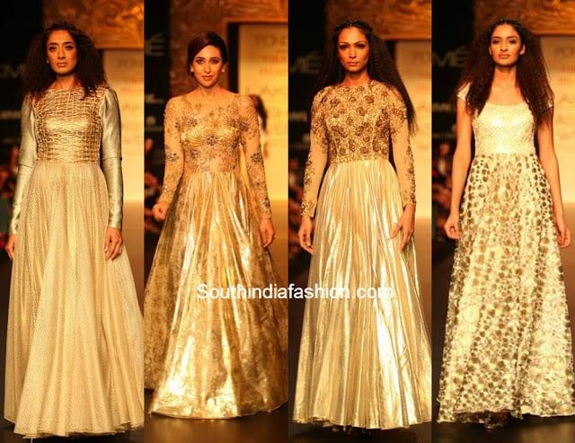 vikram phadnis collection lakme fashion week