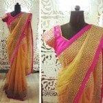 Designer Saree by Ganesh Nallari