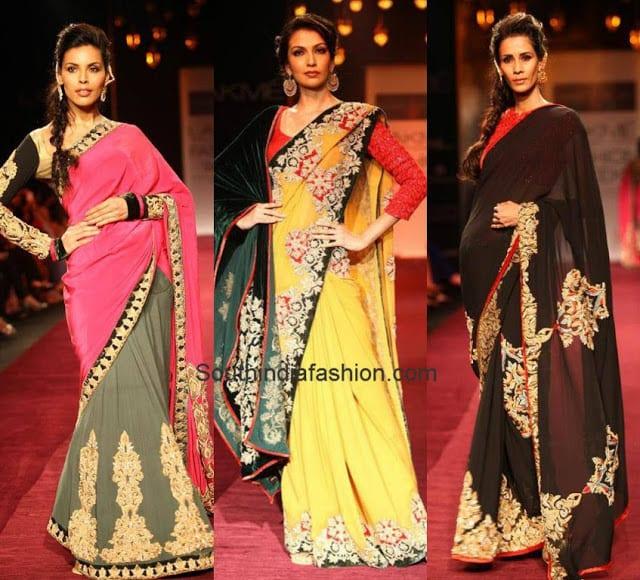 shyamal bhumika sarees