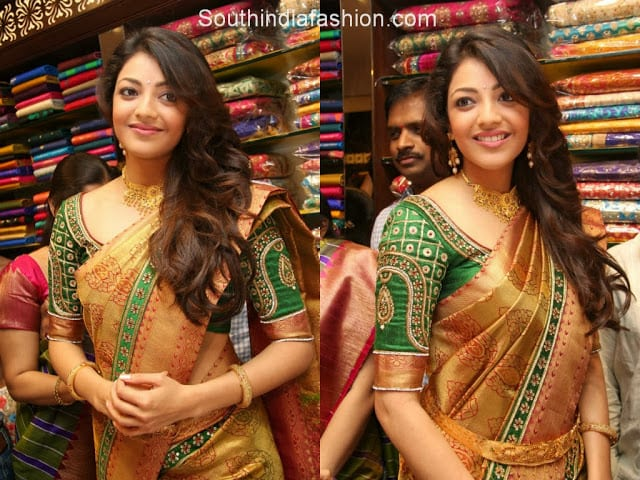 kajal bridal blouse