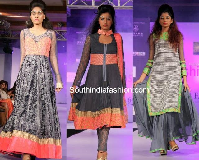 sagar tenali fashion show