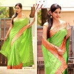 Elegant Designer Sarees by Vji