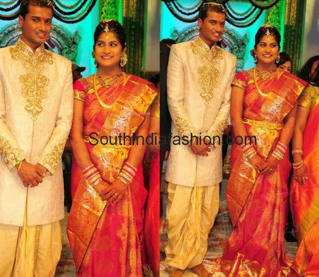 south indian bridal pattu sarees