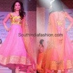 Spectacular Anarkali Suits by Anushree Reddy