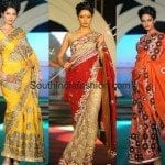 Rohit Verma Sarees Collection 2014