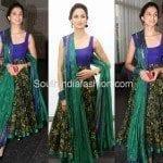 Shilpa Reddy in Stylish Anarkali