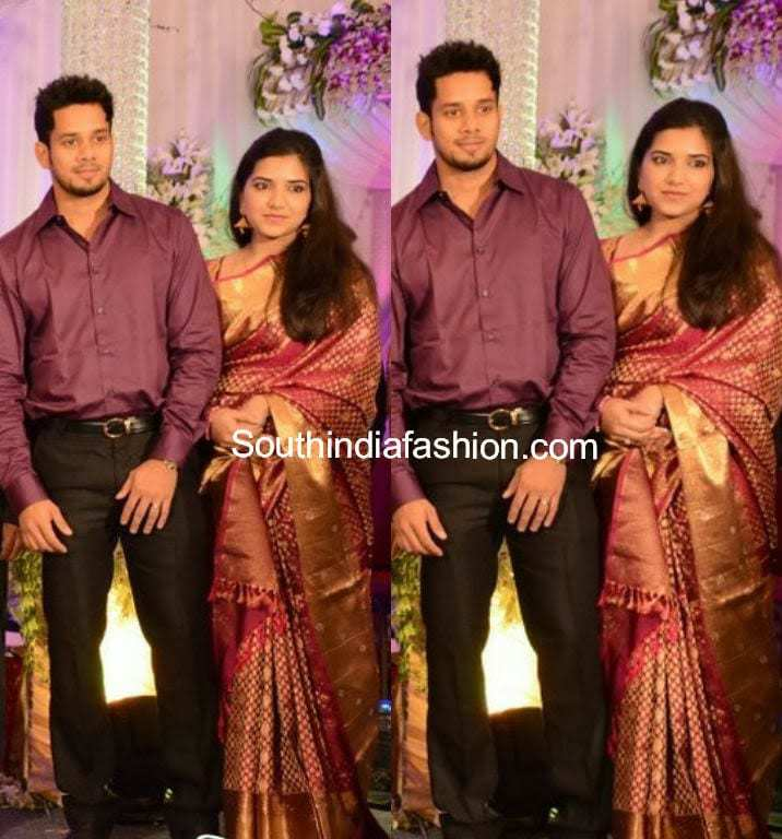 Celebrity Weddings Fashion Trends Page 45 Of 47 South India