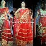 Designer Half Saree by Sashi Vangapally