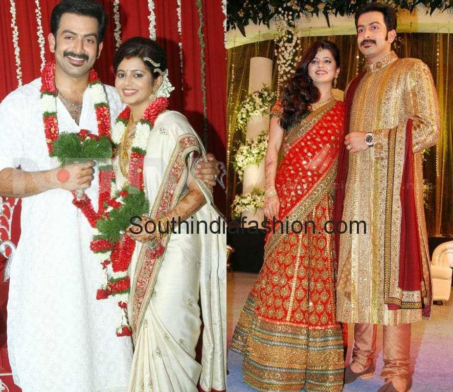 South Indian Celebrities Wedding Photos