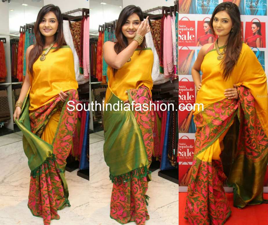 Sakhi Fashions New Collection Launch