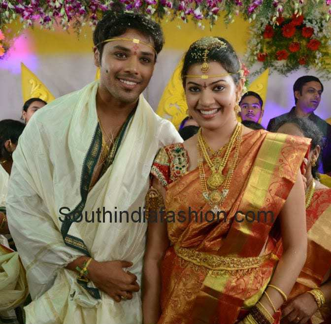 singer geetha madhuri nandu marriage pictures