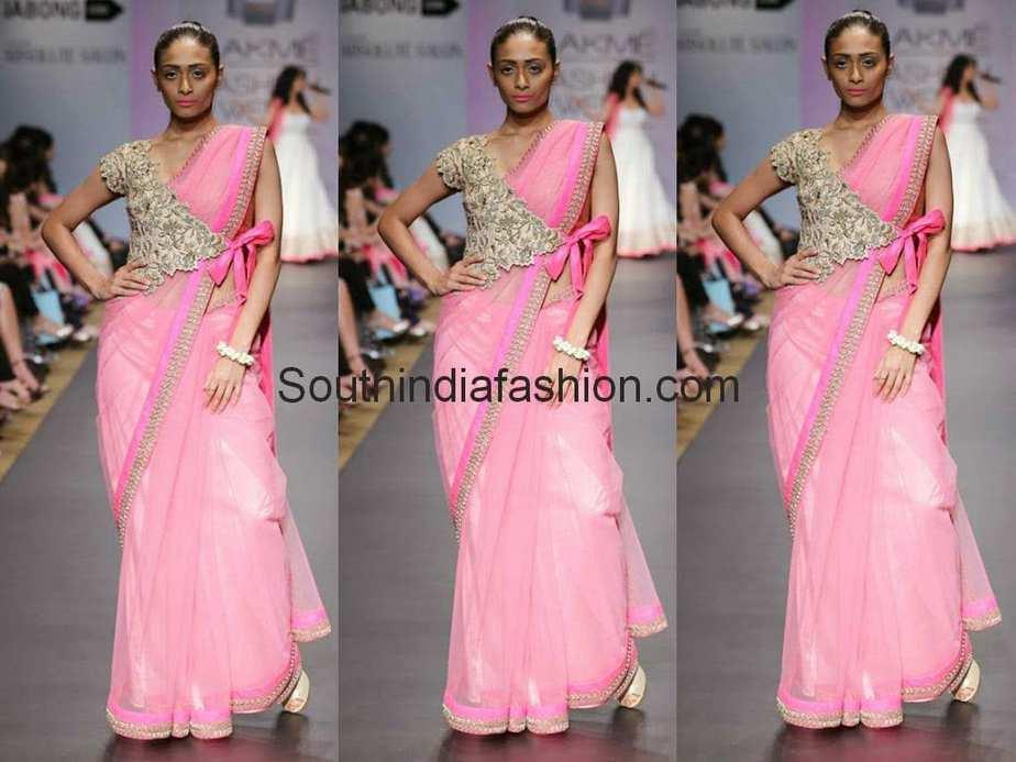 anushree reddy lakme fashion week 2014