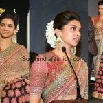 Deepika Padukone @ Kochadaiyaan Audio Launch