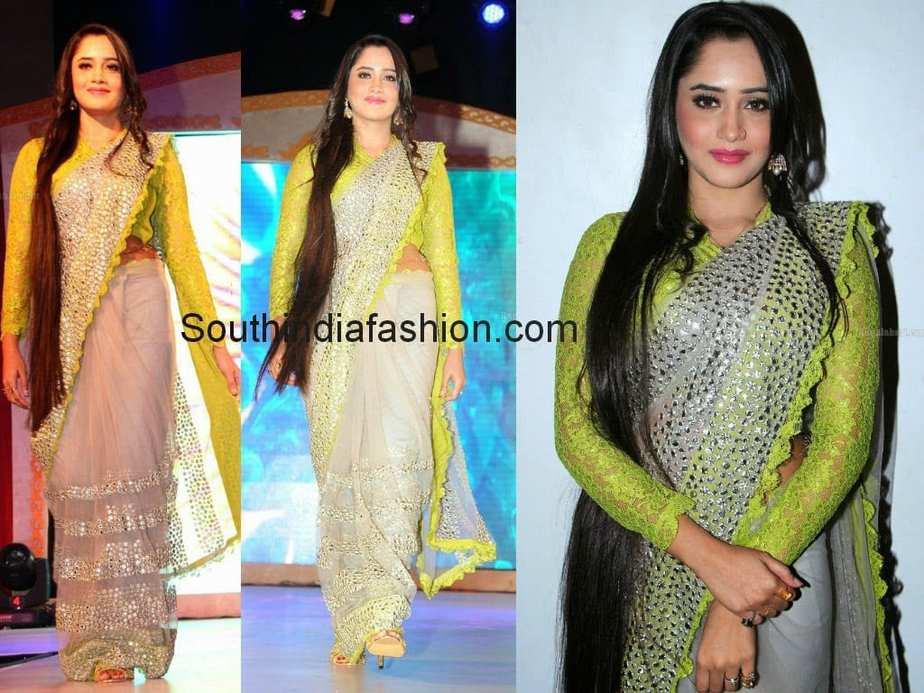 lace blouse designs