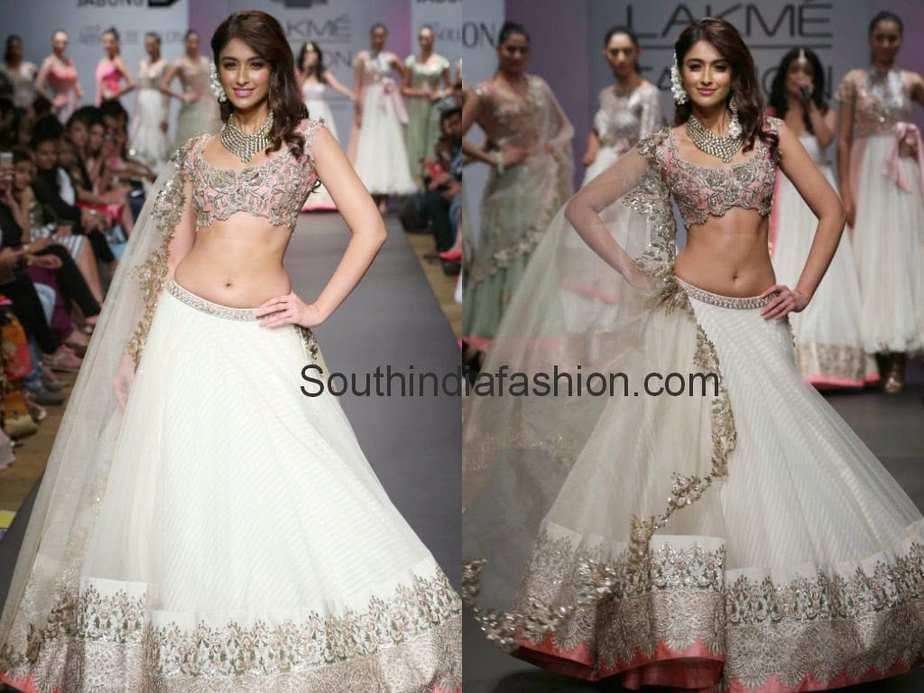 anushree reddy collection lakme fashion week 2014