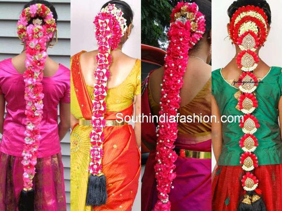 Surprising Bridal Hairstyles Fashion Trends South India Fashion Short Hairstyles Gunalazisus