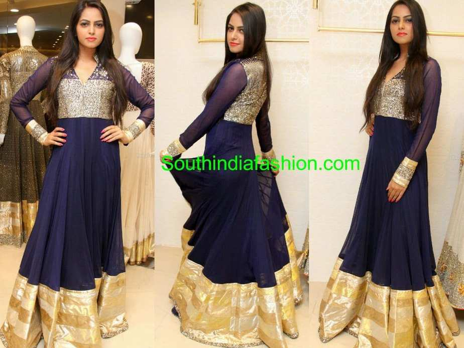 Trendy Floor Length Anarkalis Vijay Rana Franchise