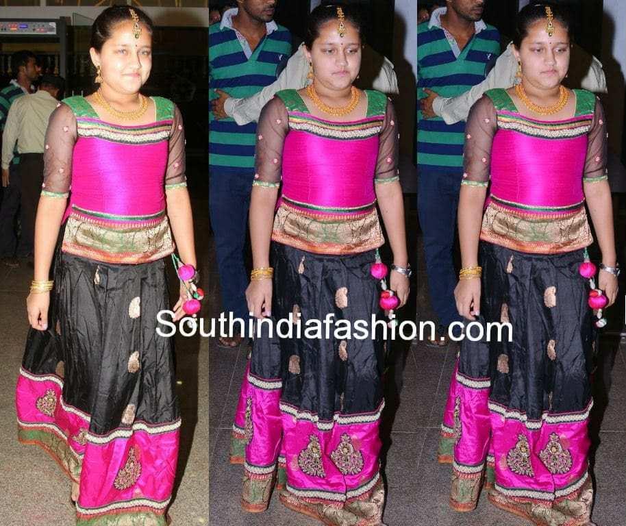 srikanth ooha daughter