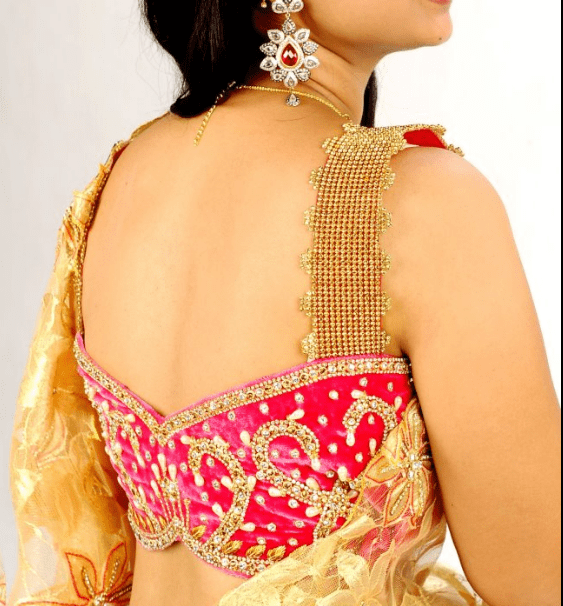 mugdha art studio blouse designs