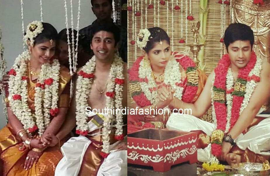 Actor Rahul Ravindran And Singer Chinmayi Sripada Marriage South India Fashion